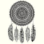 Ethnic Dream catcher