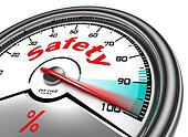 safety concept meter hundred