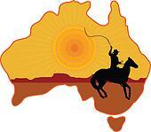 Australian Horseman
