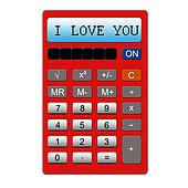 I Love You Calculator
