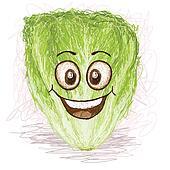 happy lettuce