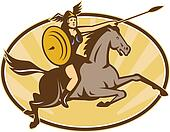 valkyrie-riding-horse-side-right_iso-OVAL