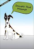 Dog art speech