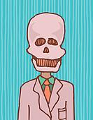 Death is a businessman / Funny skull