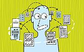 Information design and designer / Data processing