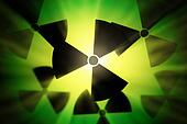 Radioactive sign.
