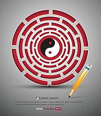 circle yinyang