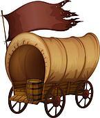A native wagon