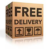 free delivery package