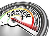 career potential conceptual meter
