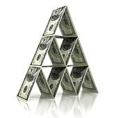 dollar house of cards