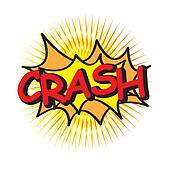Crash Clip Art Royalty Free Gograph