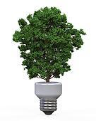 Green Energy Eco Concept
