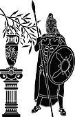 ancient hellenic man