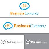 Bike Brain Logo Design