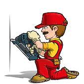Handyman - Nailing Red