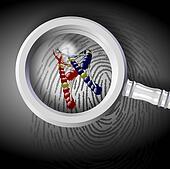 Fingerprint and DNA