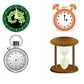 kind of vector clock