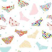 Pants seamless funny pattern cute design
