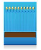 matches illustration