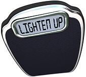 Ligthen Up Words Scale Cheer Your Mood Lose Weight