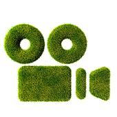 grass camera icon
