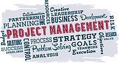 Project Management Business Words