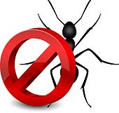 Vector pesticide icon