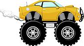 monster car sport 4x4