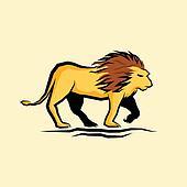 Master Lion Vector
