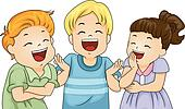 Little Kids Laughing