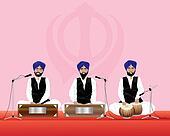 sikh musicians