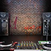 Dj R&B, Rap,Pop music background