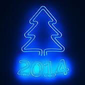 Neon New Year
