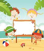 Kids' Summer Message