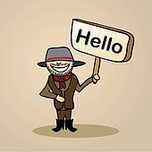 Greetings/Hello from australia  people design
