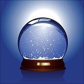 Snow-globe