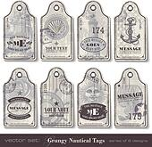 Nautical tags