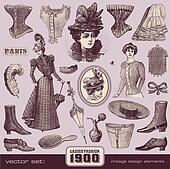 Ladies' Fashion and Accessories