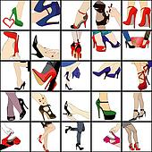 My passion for shoes