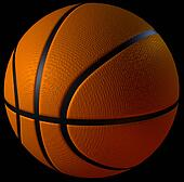 3d cgi basketball