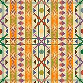 Seamless pattern decor
