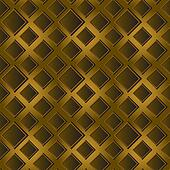 golden volume geometrical texture