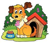 Image with dog theme 4