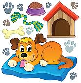 Image with dog theme 5