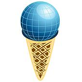Ice cream earth