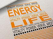 Letterpress Energy