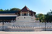 Sacred Tooth Relic at Kandy, Sri Lanka