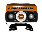 vinatge cell phone