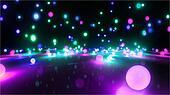 colorful light balls 2